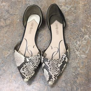 Sam and Libby flats shoes size 9.5